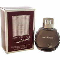 Salvador Dali Salvador for Men Eau de Toilette Spray, 3.4 oz