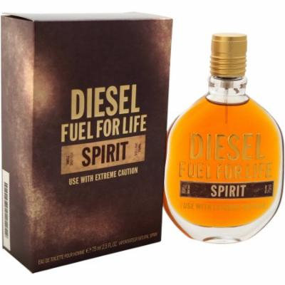 Diesel Fuel for Life Spirit for Men Eau de Toilette, 2.5 oz