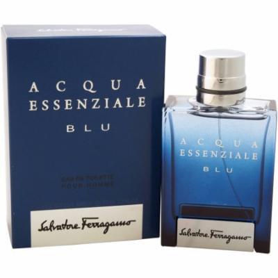 Salvatore Ferragamo Acqua Essenziale Blu EDT Spray, 1.7 fl oz