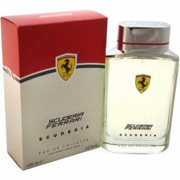 Ferrari Scuderia Men's EDT Spray, 4.2 fl oz
