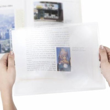 Stalwart 3x Print Magnifier Sheet, 8.5