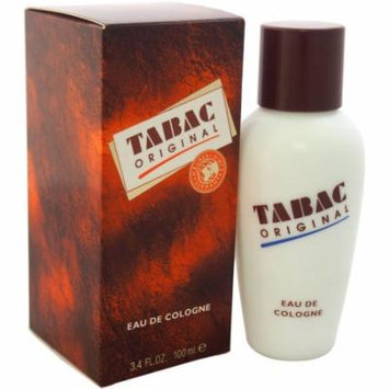 Maurer & Wirtz Tabac Original for Men Eau de Cologne, 3.4 oz