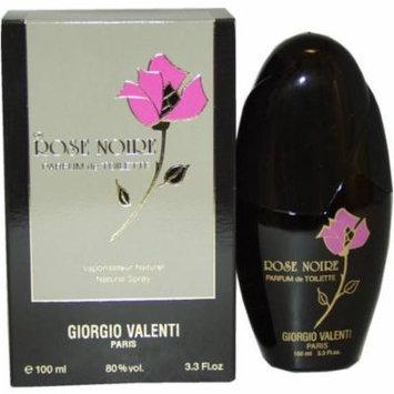 Giorgio Valenti Rose Noire Parfum de Toilette Spray for Women, 3.3 fl oz