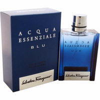 Salvatore Ferragamo Acqua Essenziale Blu EDT Spray, 3.4 fl oz