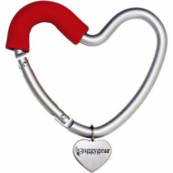 Buggygear Buggy Heart Hook - Red