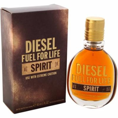 Diesel Fuel for Life Spirit for Men Eau de Toilette, 1 oz