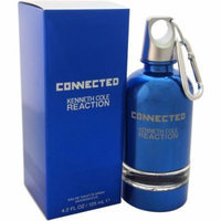 Kenneth Cole Reaction Connected Men's EDT Spray, 4.2 fl oz
