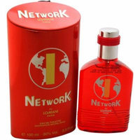 Lomani Network 1 Eau de Toilette Spray for Men, 3.3 fl oz
