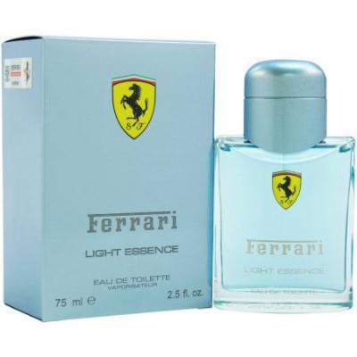 Ferrari Light Essence for Men Eau de Toilette, 2.5 oz