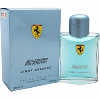 Ferrari Light Essence for Men Eau de Toilette, 4.2 oz