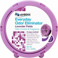 airBOSS Lavender Fields Everyday Odor Eliminator, 8 oz, (Pack of 3)