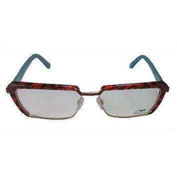 Cazal 4226 Eyeglasses 001 Tortoise/Light Blue Temple 54mm