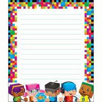 Trend BlockStars Rectangle Notepad