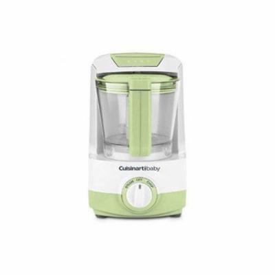 Cuisinart BFM-1000GN Baby Food Maker and Bottle Warmer, Green