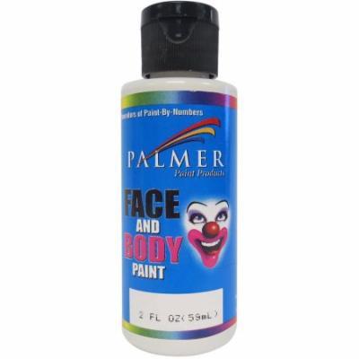 Face & Body Paint 2Oz-White
