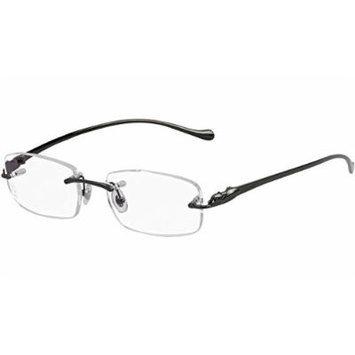 Cartier Frameless Rectangular Prescription Ready Eyeglasses T8101081