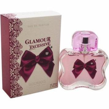 Bourjois Glamour Excessive Women's EDP Spray, 1.7 fl oz