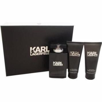 Karl Lagerfeld Men Fragrance Gift Set, 3 pc