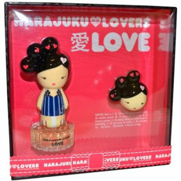 Gwen Stefani Harajuku Lovers Love Gift Set, 2 pc