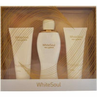 Ted Lapidus White Soul Gift Set, 3 pc