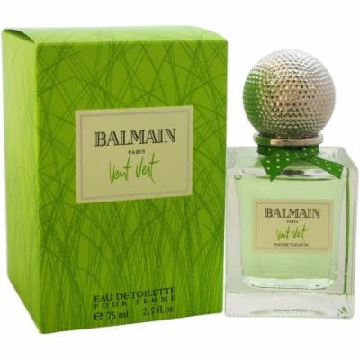 Pierre Balmain Vent Vert Eau de Toilette Spray for Women, 2.5 fl oz