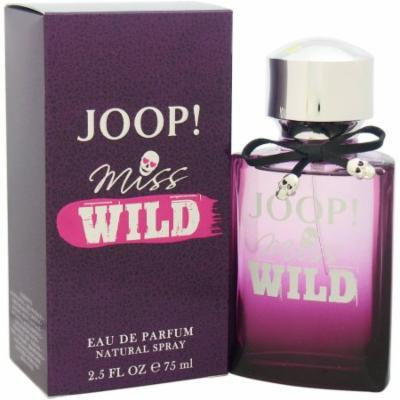 Joop! Miss Wild for Women Eau de Parfum Spray, 2.5 oz