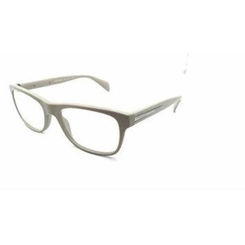 Prada Rx Eyeglasses Frames Vpr 19p Tv5-1o1 53x18 Matte Beige Made In Italy