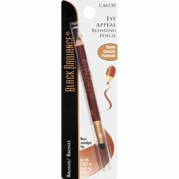 Black Radiance Eye Appeal Blending Pencil, CA6530 Bronze, 0.033 oz