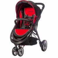 Dream On Me Venus Ultra Stroller, Red