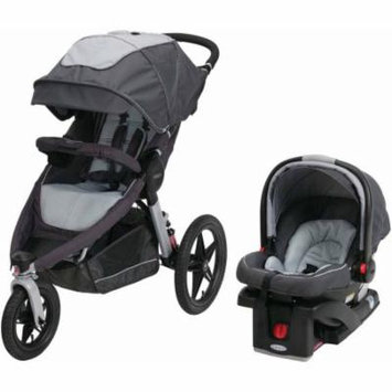 Relay Click Connect Jogging Stroller Infant Travel System