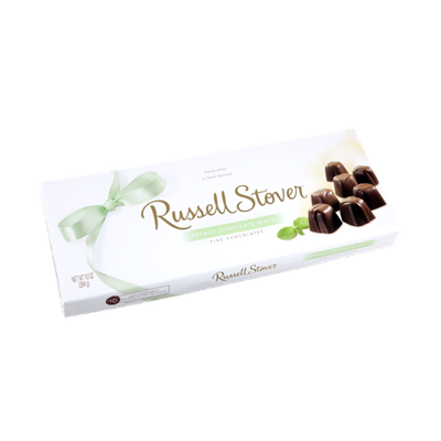 Russell Stover French Chocolate Mints Fine Chocolates