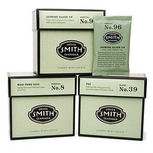 Smith Teamaker Green Tea 3 Pack Assortment