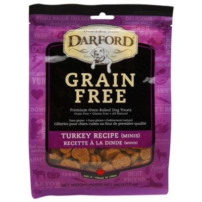 Darford Grain Free Dog Biscuits Turkey Recipe