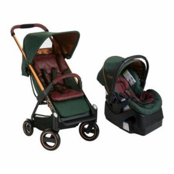 iCoo Acrobat Plus iGuard35 Infant Car Seat - Copper Green