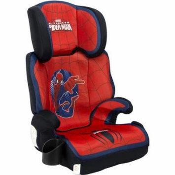 Kids Embrace 4601SPD Fun-Ride High Back Booster Car Seat Spiderman
