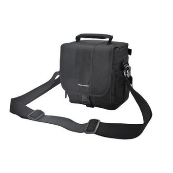 Monoprice SLR/ Fixed Lens Medium Camera Bag - Black