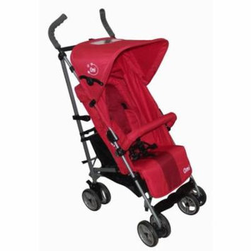 Englacha 01012011-b Englacha Omi Stroller - Red