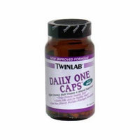 Twinlab Daily One Caps Multivitamin And Mineral With Iron Capsules - 90 Ea