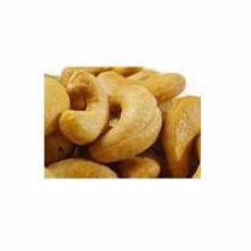 Extra Large Cashews Roasted No Salt 25 Lbs