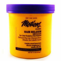Motions Hair Relaxer Mild