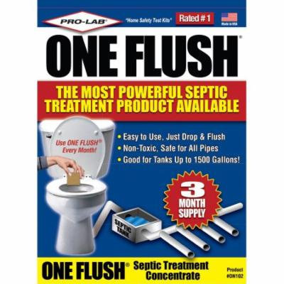 PRO-LAB One Flush Septic Treatment