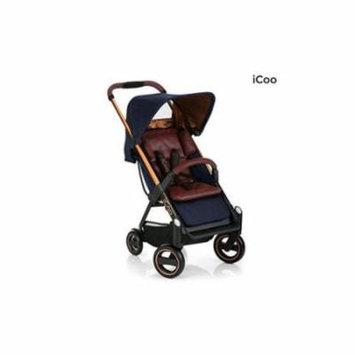 iCoo Acrobat Stroller Copper - Copper Blue