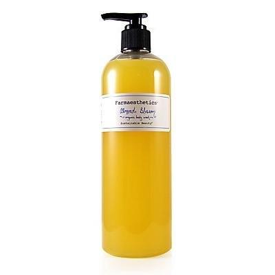 Farmaesthetics Almond Blossom Organic Body Wash/16 oz. - No Color