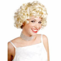 Alicia International 00002 BLD MARYLNE Wig