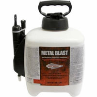 Rust Bullet Metal Blast, Metal Cleaner, Rust Dissolver and Rust Remover, Spray-Gallon