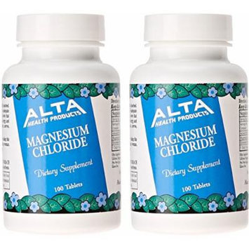 Alta Health Products Magnesium Chloride Tablets