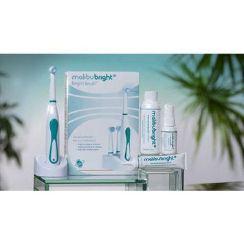 Malibu Bright - Whiten Teeth with Patented Poly P (Incl. Electric Brush)