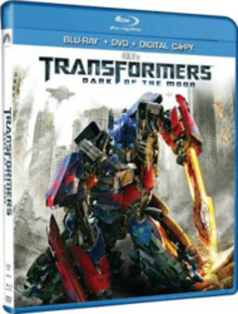 Michael Bay Transformers: Dark of the Moon