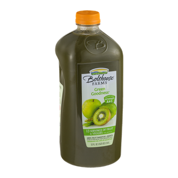 Bolthouse Farms Fruit Smoothie + Boosts Green Goodness