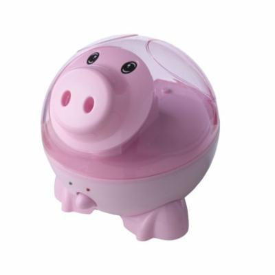 Drive Medical Ultrasonic Cool Mist Pediatric Humidifier, Puddles the Pig